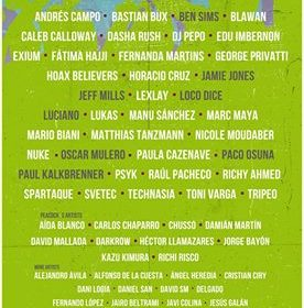 Luciano (Official Page) completa el line up de Aquasella
