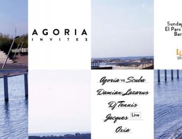 Agoria Invites on tour 2016