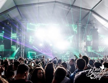 One Beautiful Day se consolida como festival techno de referencia en Castilla La Mancha