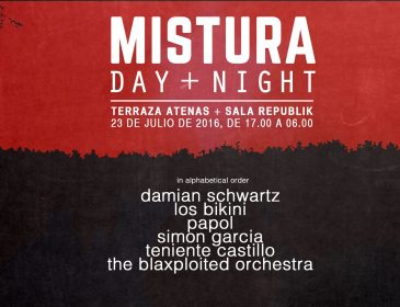 23JUL Mistura Day & Night · Summer Special