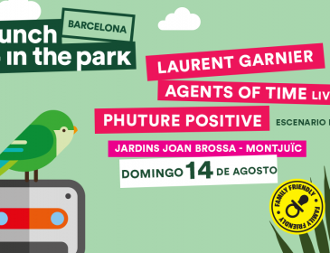 Laurent Garnier cierra el cartel de  Brunch -In the Park este verano