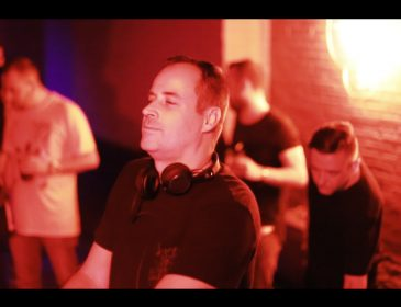 CRÓNICA: Upper Club 19.10.16 «CHRISTIAN SMITH, ANDRE BULJAT…»