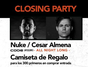 MAY12 EKHO Closing Party / Sala Arena