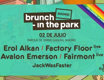 Madame Butterfly, Las Cinco y Brunch -In The Park, protagonistas del Weekend Orgullo de Madrid
