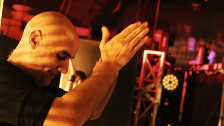 Crónica: CODE 123 «PACO OSUNA» All Night Long..