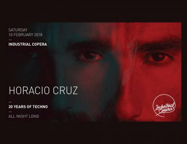 FEB10 Horacio Cruz «All night long» en Industrial Copera@granada