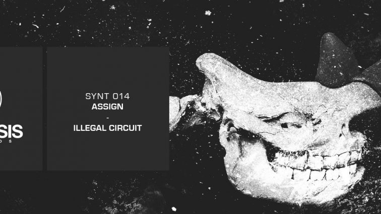 Illegal Circuit regresa de nuevo a Synthesis Records para firmar la referencia número 014.