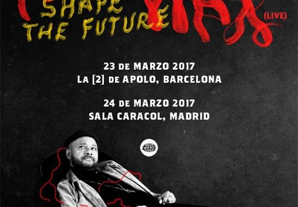 "Nightmares On Wax Live ""Shape The Future"" (Warp) 24 Mar Madrid"