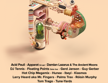 Más confirmaciones para PARAÍSO FESTIVAL 2018 con Floating Points, Damian Lazarus & The Ancient Moons..