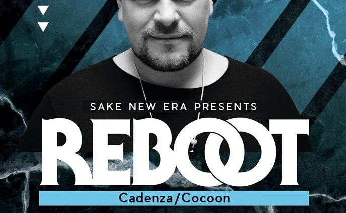 MAR28 SAKE New ERA w/ Reboot /Gotham@madrid