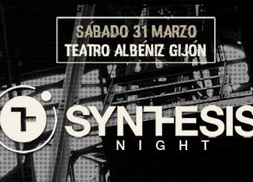 Synthesis Night en Gijón