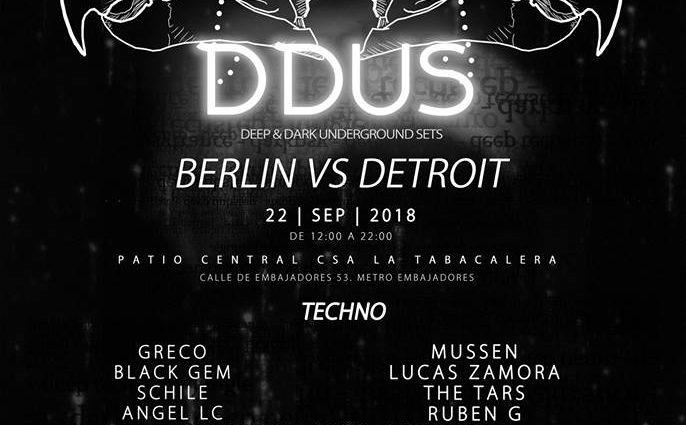 SEP22 DDUS – Berlín VS Detroit