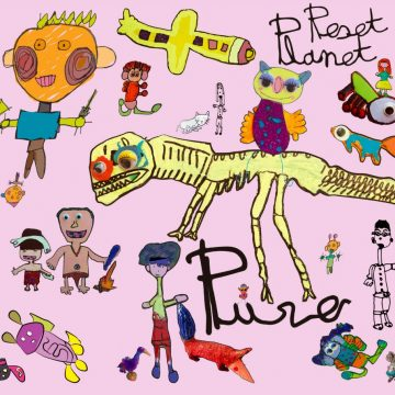 """Reset Planet"": el LP debut de PURE"