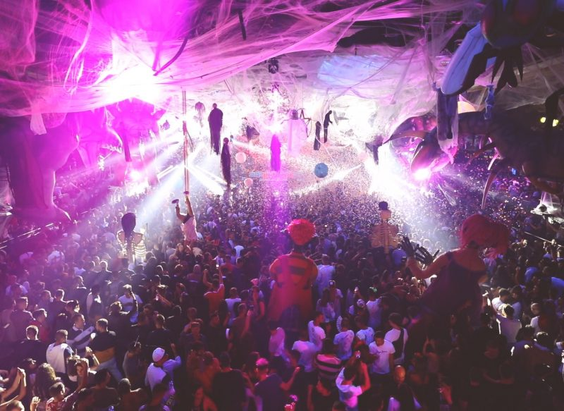 "Crónica: ElRow@Fabrik ""Horroween"""