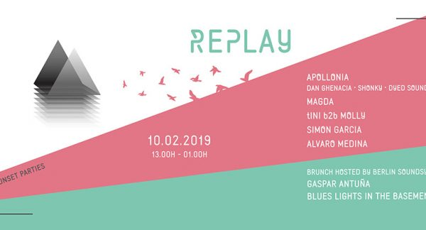 Replay Sunset Parties regresa al ruedo por todo lo alto