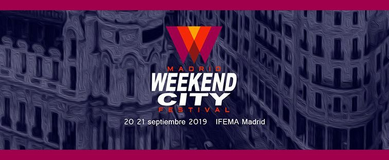 WEEKEND CITY MADRID confirma como headliner a NEW ORDER, una de las bandas clave de los 80