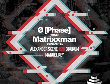 ABR18 Roots: Ø [Phase] + Matrixxman en The Jungle Dance Floor