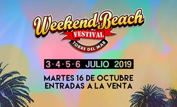 Weekend Beach Festival cierra cartel con BECKY G, MORGAN HERITAGE y LAURENT GARNIER
