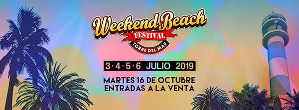 Weekend Beach Festival anuncia su cartel oficial por días y confirma al grupo galés de metal rock SKINDRED