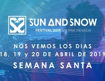 Sun & Snow Festival 2019 , Sierra Nevada 18,19/20 abril