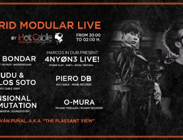 JUN21 Madrid Modular LIVE