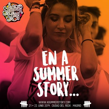 Festivales: Horarios A Summer Story 2019