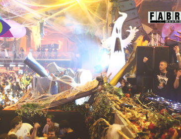 Crónica: Horroween ElRow@Fabrik 26.10.19
