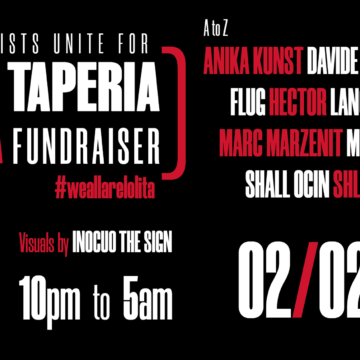 FEB2 Lolita Taperia Fundraiser