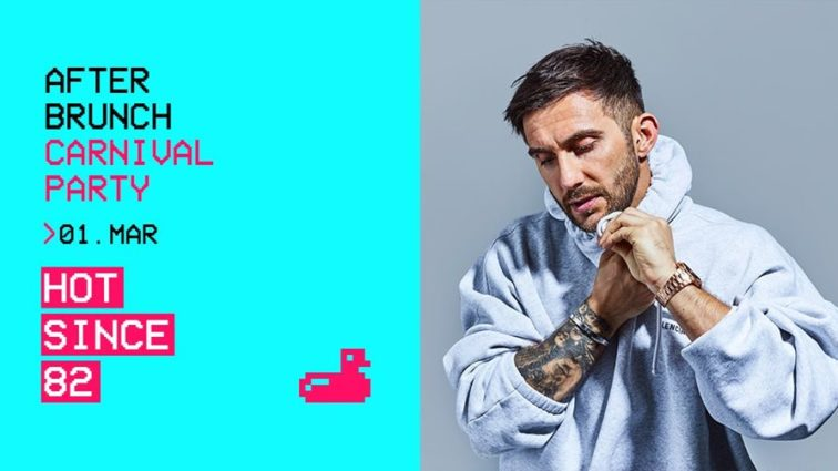 MAR1 After Brunch Carnival Party w/HOT SINCE 82