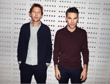 GROOVE ARMADA PUBLICAN SU ESPERADO ÁLBUM 'EDGE OF THE HORIZON'