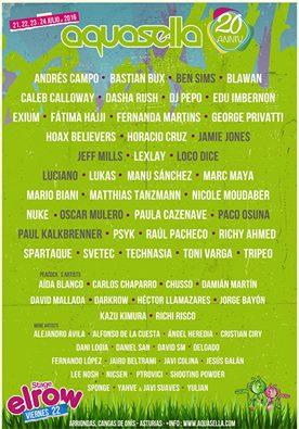 Luciano (Official Page) completa el line up de Aquasella
