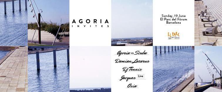 Agoria Invites on tour 2016