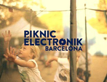 PIKNIC BCN con Showcase de ELLUM Rec.