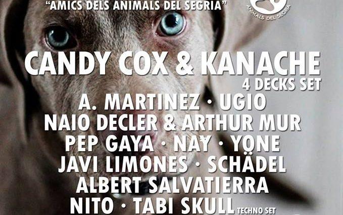 16JUL FAS – Festival Animalista Solidario (Amics dels Animals Del Segriá)
