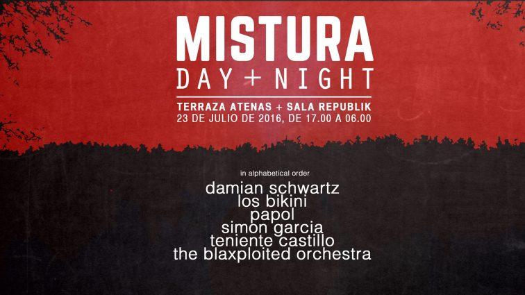 23JUL Mistura Day & Night · Summer Special