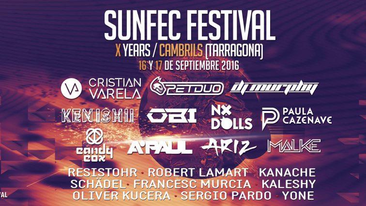 Sunfec Festival 2016