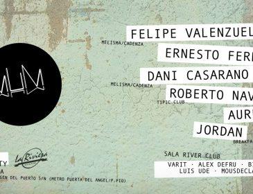 CONCURSOS: 2 entradas Doble con copa MuM@lariviera 15.10