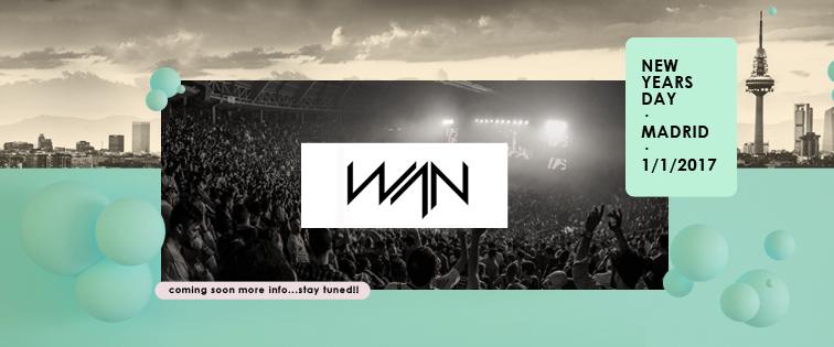 Paco Osuna y The Martinez Brothers dos nuevos headliners que clausuran el cartel de WAN