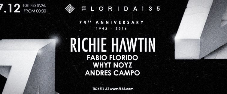 Florida 135, meca de la música electrónica internacional, celebra su 74º aniversario