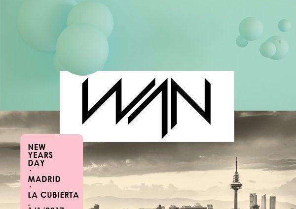 Horarios WAN Festival!! empieza la cuenta atrás para su segunda edición!