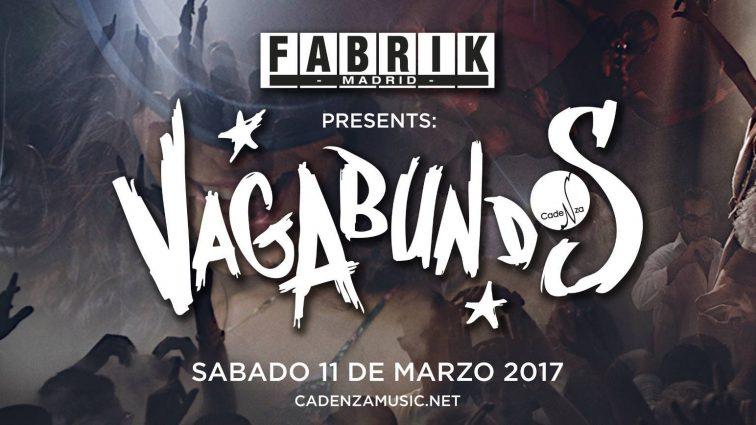 MAR11   Vagabundos con Luciano al frente vuelve a Fabrik en Marzo!