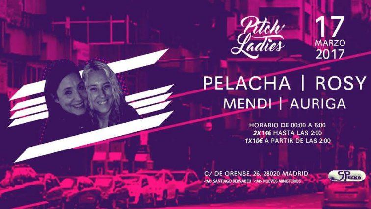 MAR17 Pitch Ladies@Specka