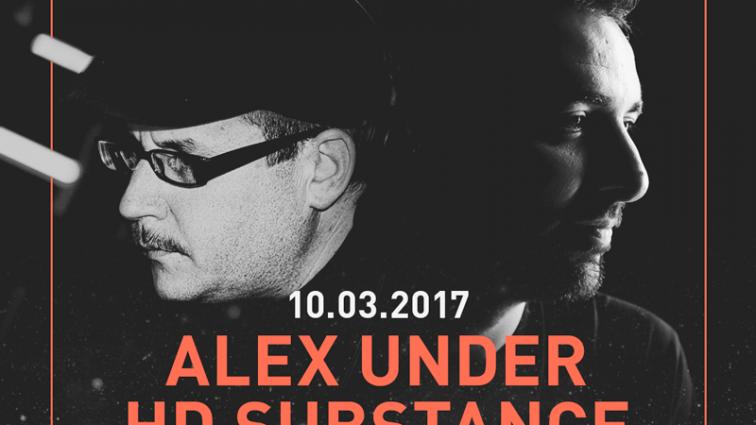Audition llega a Madrid con Alex Under y HD Substance