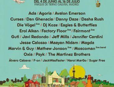 Brunch -In the Park vuelve a Madrid del 4 de junio al 16 de julio