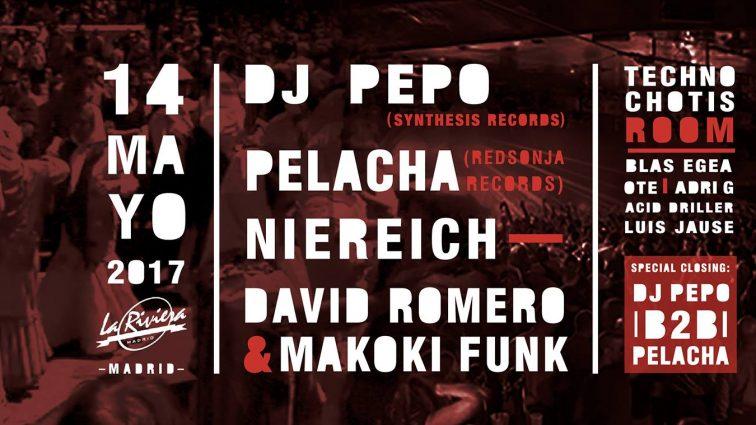 MAY14 San Isidronic 14.05.2017 – Sala La Riviera