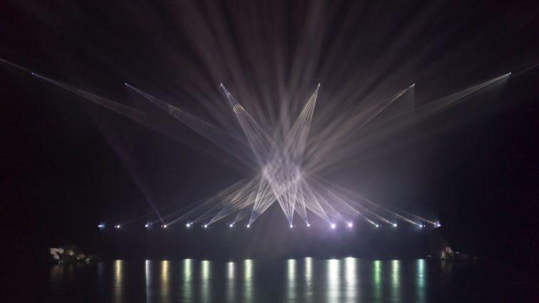 """Estreno mundial de """"phosphere"""" en Sónar Barcelona los días 15, 16 y 17 de junio de 2017"""
