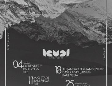 LEVEL: la nueva sesión dominical que apostará por artistas emergentes