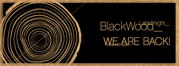 Black Wood Records presenta su nuevo showcase en Madrid el próximo viernes 2 de junio
