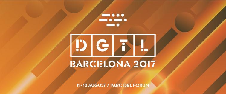 Anunciados los horarios de DGTL Barcelona 2017