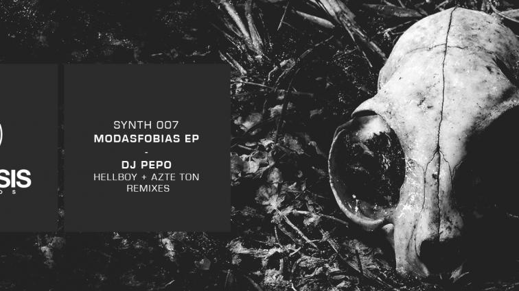 Dj Pepo es la nueva referencia del sello Synthesis Records para su séptimo EP llamado Modasfobias.